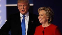Clinton et Trump tombent d'accord: Angela Merkel est leur dirigeant