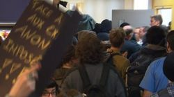 Levée de cours à l'UQAM, la police