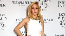 Une soirée chic pour les prix de femme de l'année du magazine Harper's Bazaar