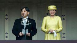 Le nouvel empereur du Japon appelle à la paix dans son premier
