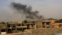 Vaste offensive d'État islamique dans l'ouest de