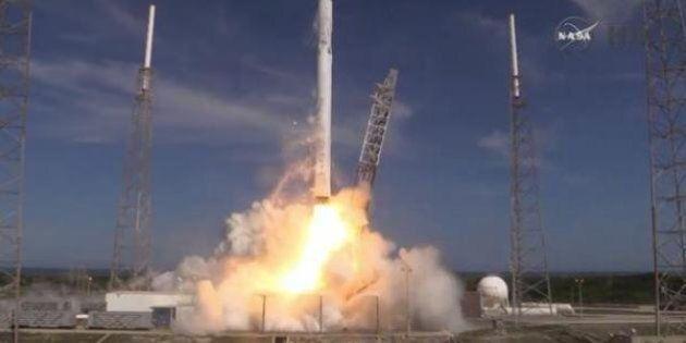Espace: SpaceX, Blue Origin... comment les milliardaires ont tranformé une lubie en commerce