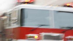 Deux jeunes enfants blessés dans un incendie à