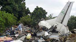 Au moins 27 morts dans l'écrasement d'un avion-cargo au
