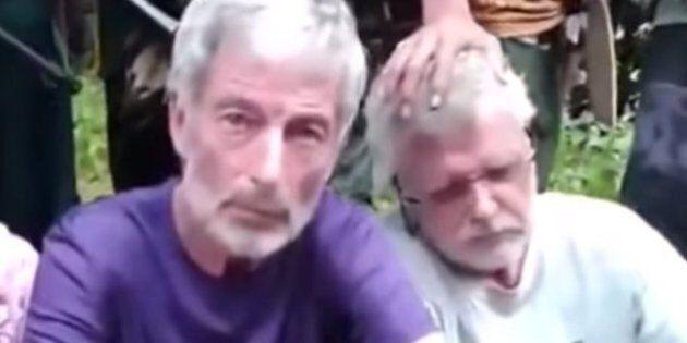 Philippines: les ravisseurs de 3 otages étrangers, dont 2 Canadiens, exigent 84 millions