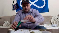 Ce vétéran est contre la légalisation de la marijuana. Voici