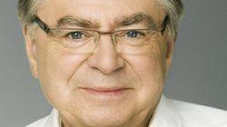 Pierre Renaud, cofondateur de Renaud-Bray, est