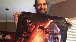 Un fan mourant de Star Wars demande à voir le film avant sa sortie