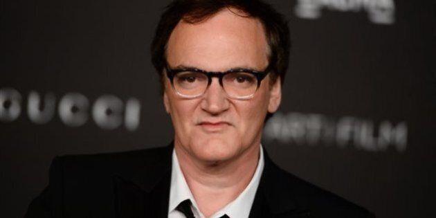 Tarantino pas intimidé par l'appel de policiers au boycott de ses
