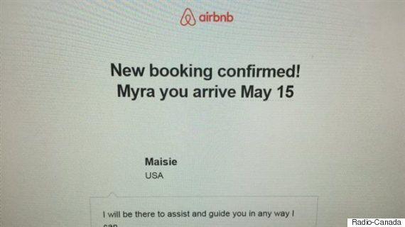 Airbnb: une arnaque fait perdre 3700 $ à une femme