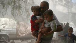 Syrie: «le monde se contente de regarder sans