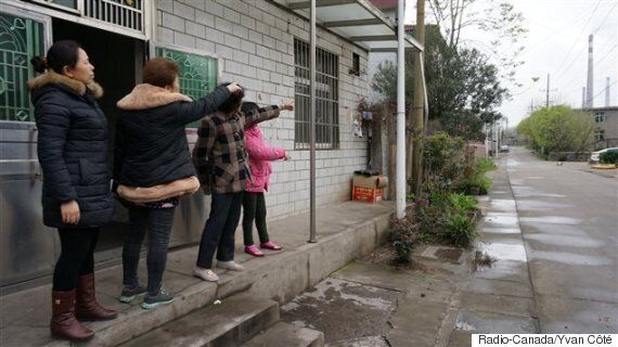 Pollution: les « villages du cancer » en