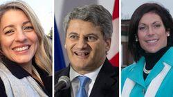 10 recrues du Québec à