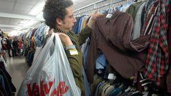 Un manteau à 200$ au Village des Valeurs soulève la