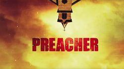 Première bande-annonce violente à souhait pour la série « Preacher