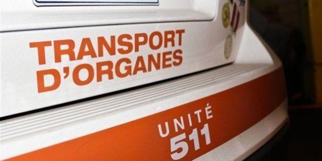 Année record pour les dons d'organes au