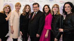 50 femmes (et Denis Coderre) mangent pour une bonne cause