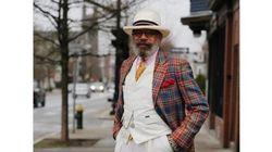 «Advanced Style Men» célèbre les gentlemen de l'âge d'or
