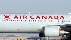 Nouveau service d'Air Canada vers