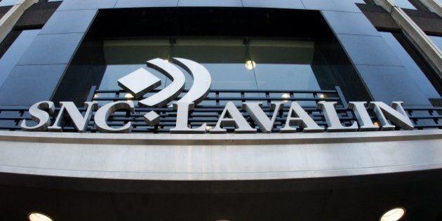 SNC-Lavalin a supprimé environ 950 postes