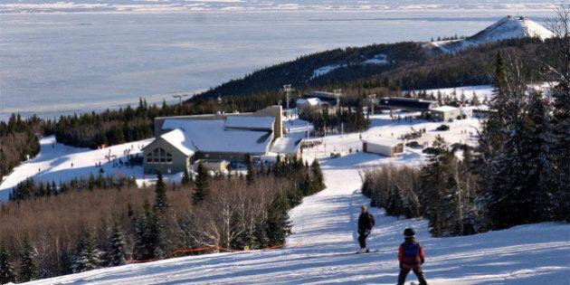 5 bonnes raisons de skier au Massif de Charlevoix