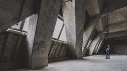 Un webzine publie d'incroyables photos de la tour du Stade