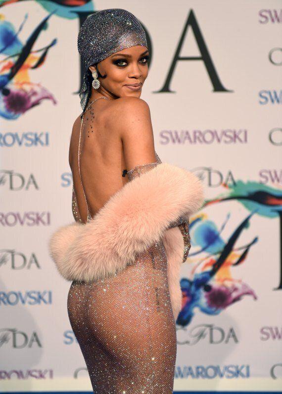 Le seul regret de Rihanna dans la vie est... un string