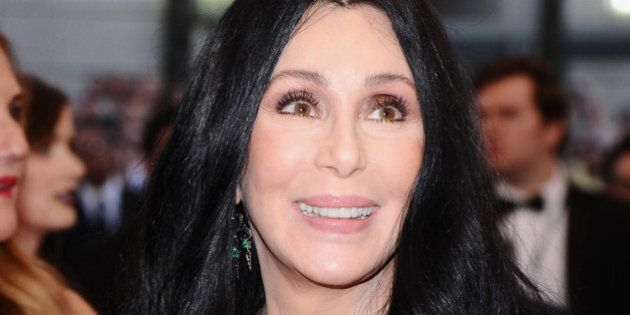 Cher arrives at The Metropolitan Museum of Art's Costume Institute benefit gala celebrating