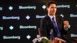Trudeau vante la CSeries, mais l'aide financière se fait