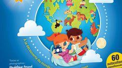 Un livre de voyages pour enfants à