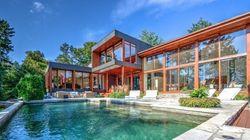 Cette luxueuse maison de campagne pourrait être à vous pour 2,9 millions $