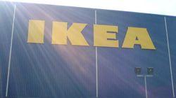 IKEA rappelle les lampes