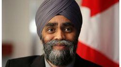 Le ministre canadien de la Défense pointe d'autres menaces de