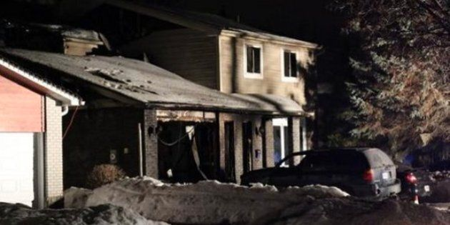 Explosion dans une résidence en Ontario: 11 blessés dont 4