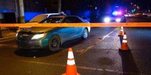 Chauffeur de taxi agressé au couteau à Montréal: sa vie n'est pas en