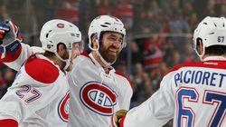 Le Canadien gagne contre les Sabres