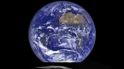 La Nasa dévoile un extraordinaire «lever de Terre» vu depuis la