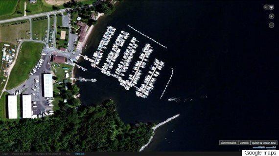 Lac Champlain: Un paradis fiscal à une heure de