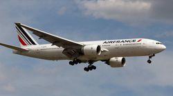 Un avion d'Air France se pose d'urgence: une fausse