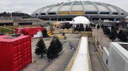 Le Village Mammouth s'installe au Parc Olympique