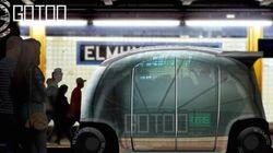 Un métro compact personnalisable en