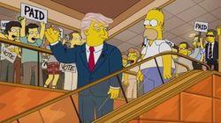 Les Simpson ont-ils prédit le nom du futur président des États-Unis?