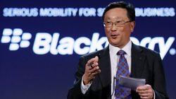 Le patron de Blackberry persiste sur l'accès aux données