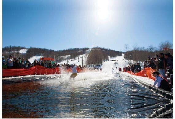 Ski de printemps, l'antithèse de la