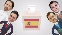 Combat de générations aux législatives espagnoles