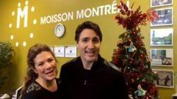 Justin Trudeau a relevé le défi de P.K. Subban