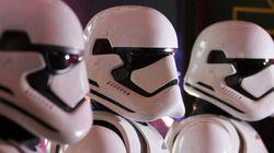 Star Wars débarque à la Maison