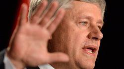 Harper promet d'aider les victimes du groupe armé