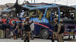 Au moins 16 morts dans un attentat au Pakistan