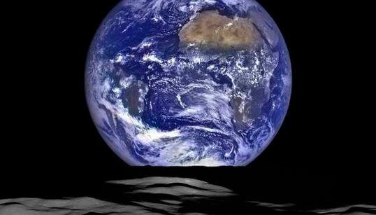 La NASA vous présente un lever... de